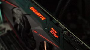 GIGABYTE GeForce GTX 1060 Windforce 3GB DDR5 RGB