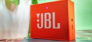 JBL Go Build