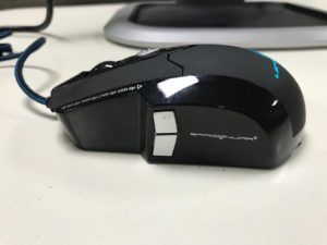 Leviathan ELE-G1 Sideview