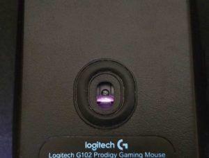 Logitech G102 Sensor