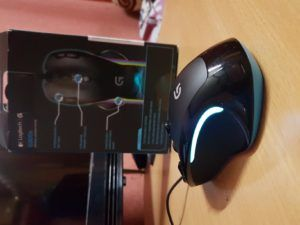 Logitech G300s Package