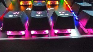 Redgear MK881 Invador Keys
