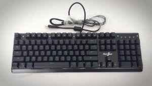 Redgear MK881 Invador Wires