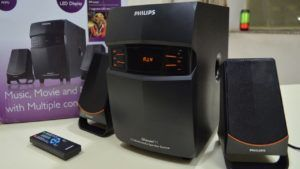 Philips MMS-2550F Full Body