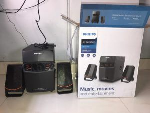 Philips MMS2550F Unboxed