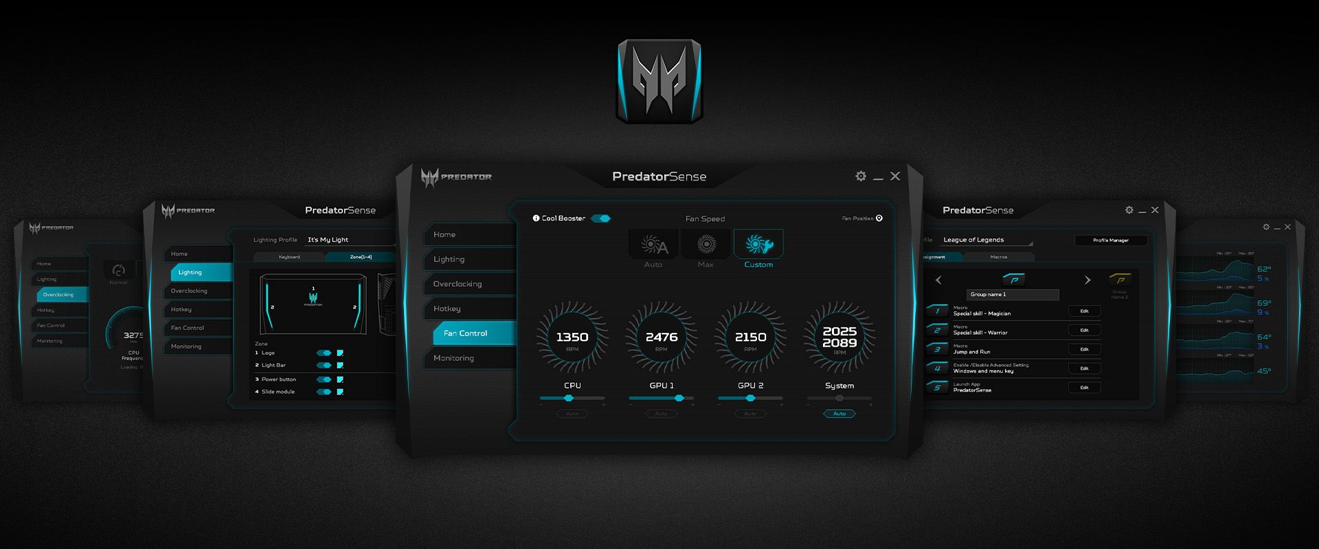 Acer Launched Their Predator Helios 500 Series in India