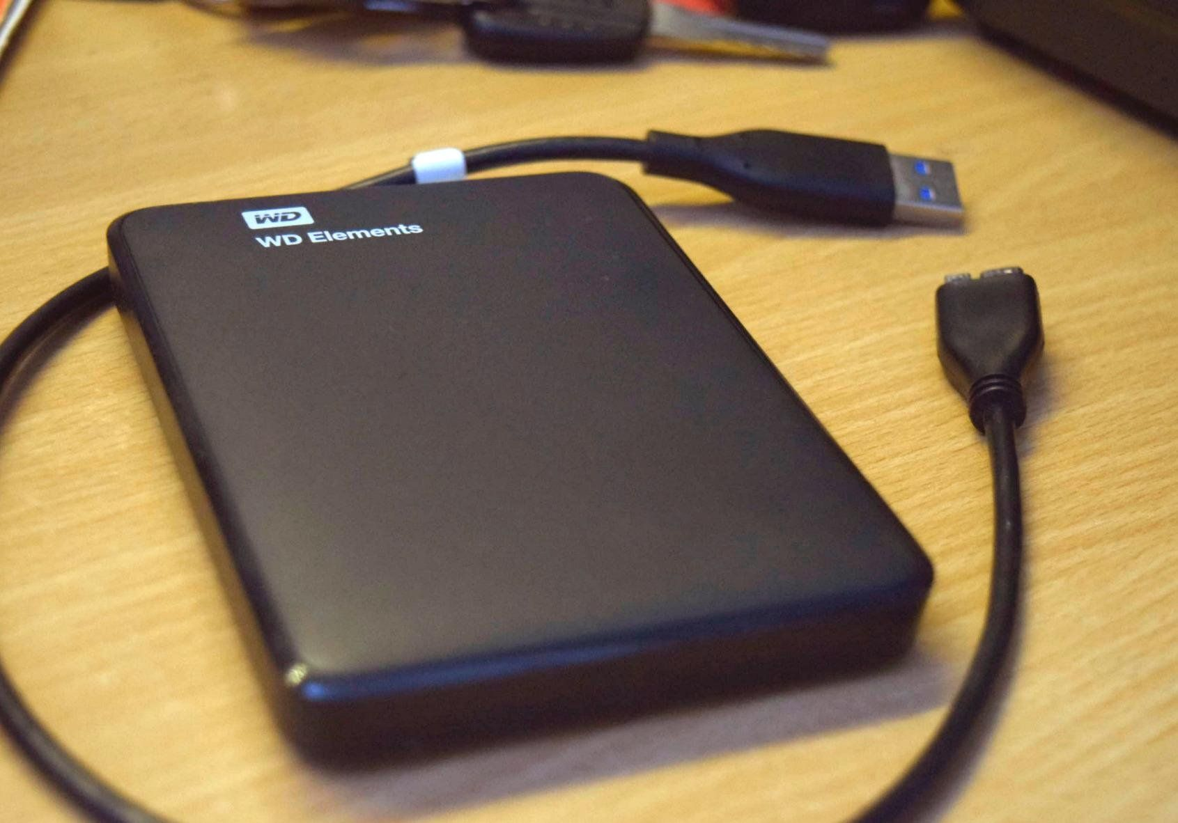 The Best Budget External Hard Drive Tactful Minds Hardisk Wd Elements 1tb Is