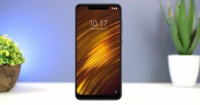 Unveiling Of POCO F1 With Flagship Offerings