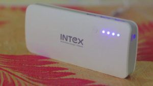 Charging LEDs Intex