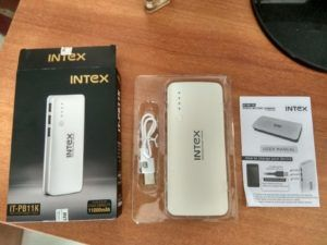 Intex IT PB11k unboxed