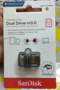 SanDisk Ultra Dual 32GB Boxed