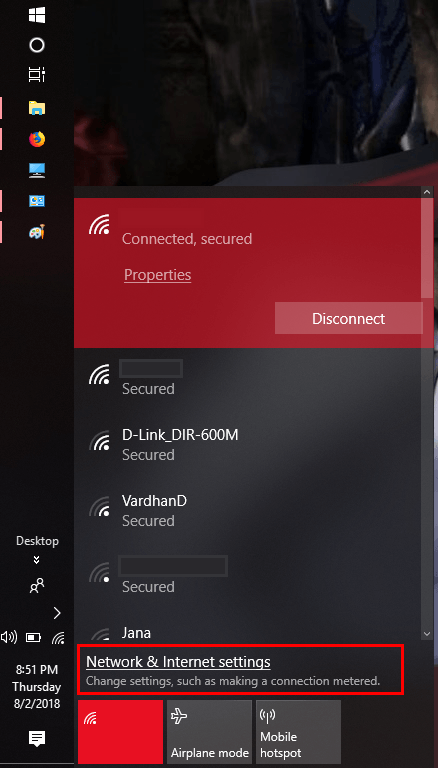 PCs on a local network with an easy to set up..