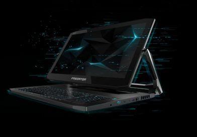 Next Ultimate Gaming Notebook The Predator Triton 900