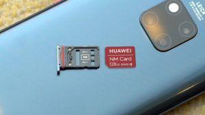 The Nano-memory card