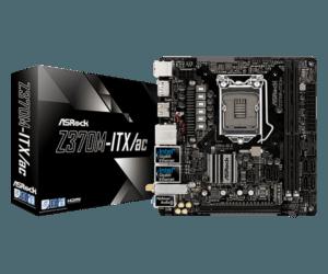 Asrock Z370M-ITXac