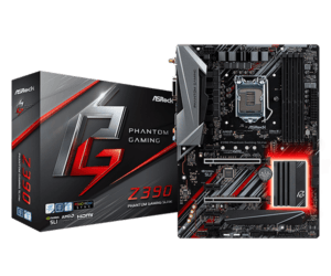 Asrock Z390 Phantom Gaming SLI-ac