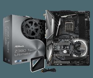 Asrock Z390 Motherboard Taichi Ultimate